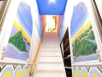 タオパレス アサクサ 霄(TAO PALACE ASAKUSA SORA)の写真/≪非日常的な異世界空間!!≫ストーリーがある、こだわり抜いて作られた大人のためのサロンが浅草に新登場♪