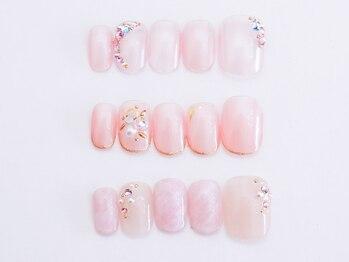 【M nail】Nail Design