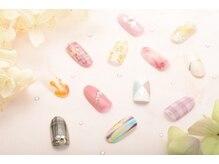 ネイルミックス 梅田中崎町店(Nail Mix)の雰囲気(フリーコース(90分)6980円♪時間内たっぷりアートを☆)