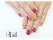 ビューティーアートサロン フェンネイル(Beauty Art Salon Fen Nail)/デザインアートB