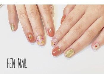 ビューティーアートサロン フェンネイル(Beauty Art Salon Fen Nail)/デザインアートC