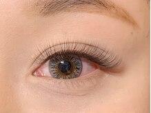 ニューラインアイプラス(New Line eye+)の雰囲気(ふわふわでぱっちりなお目元に!!ボリュームラッシュも大人気☆)