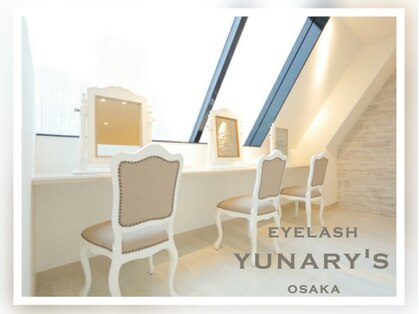 ユナリーズ オオサカ(YUNARY'S Osaka 9月8日OPEN)の写真