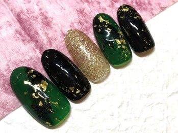 ネイルアンドアイラッシュ ブレス エスパル山形本店(BLESS)/新春☆コレクション