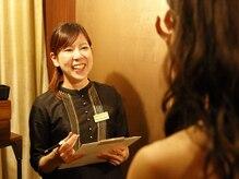 ROPANA JAPAN AYURVEDAのドーシャチェックと施術の流れの概要をご説明いたします