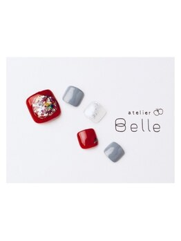 アトリエ ベル(atelier Belle)/幸せのブローチ*