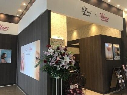 エルネイルアンドブラン アリオ橋本店(Lnail × Blanc)の写真