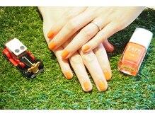 爪に優しいマニュキュア♪ジェルオフ後のネイルケアカラーに最適
