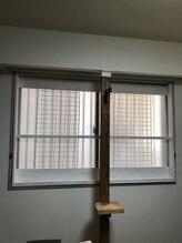 みゆき/出窓DIY 2
