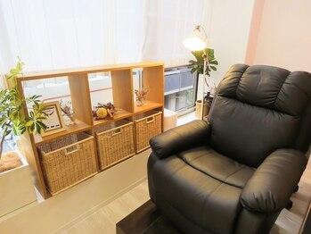 ガーランドアイラッシュ(Garland eyelash)の写真/≪新宿西口2分≫全席個室×リクライニングチェアで周りを気にせずゆったり寛げる!スッピンでも行きやすい◎