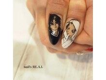 ネイルズリアル(nail's REAL)/キャラクターネイル