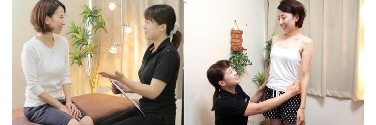 骨盤矯正専門整体サロン 骨盤セラピー 烏丸(骨盤therapy)のサロンヘッダー