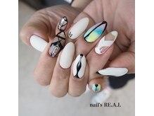 ネイルズリアル(nail's REAL)/クリアネイル