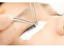ユナイトビューティー アイラッシュサロン(Unite Beauty eyelash salon)の雰囲気(ワンランク上の上質なエクステ使用。カール4種/太さ4種/長さ8種)