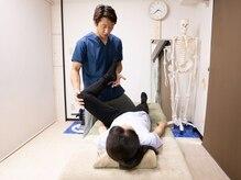 パーソナルコンディショニングスタジオ/お身体の検査