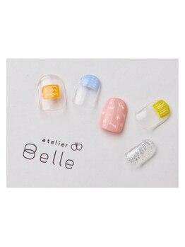 アトリエ ベル(atelier Belle)/たくさんの人*