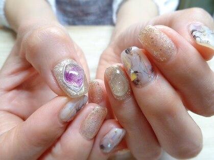 アミュリー ネイル アトリエ(Amury nail atelier)の写真