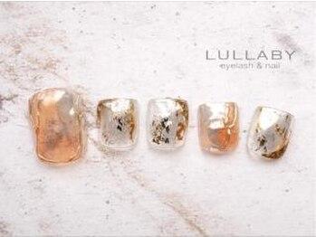 ララバイ 恵比寿店(LULLABY)/3色ミラーとメタリック