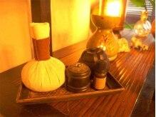 スワイ (Swai)の雰囲気(アジア風の隠れ家サロンなので癒されながら施術を受けられます。)