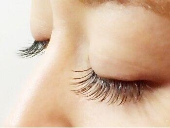 アトリエミシェル(Atelier Michel)の写真/綺麗の味方!!奥二重/一重/まつ毛が短い/本数が少ないかも…とお悩みの方も解決★丁寧な施術で付け心地も◎