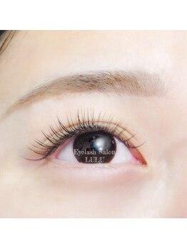 アイラッシュサロン ルル(Eyelash Salon LULU)/[UPwardlash]でキュートな瞳☆