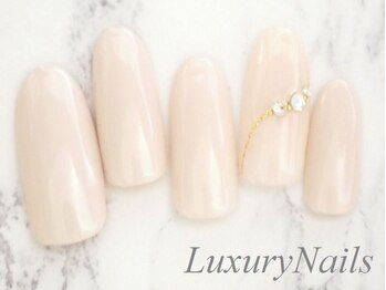 ラグジュアリーネイルズ カワグチ(Luxury Nails Kawaguchi)/シンプルcollection5980