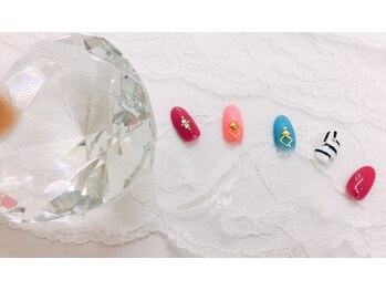 Nail Salon ETERNA_デザイン_01