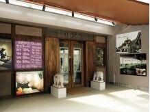 タイ古式マッサージ&フェイシャルサロン チャーアムの雰囲気(当店は路面店です。こちらの外観が目印です☆)