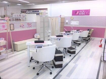 ネイル セン ジジ イオン仙台店(Nail 1000 ZIZI)の写真