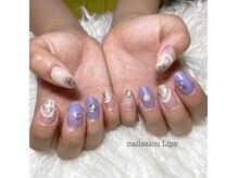 ネイルサロン リップス(nail salon Lips)の雰囲気(おまかせニュアンスが人気!持ち込みデザインも大歓迎)