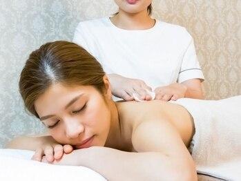 ビューティーサロン シャーロット(Beauty Salon Charlotte)の写真/全身ツルスベ肌を目指しませんか?毛周期関係なく通えるのでお忙しい方でも通いやすい◎VIO込みメニュー有!