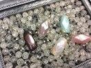 W-363 宝石カットネイル