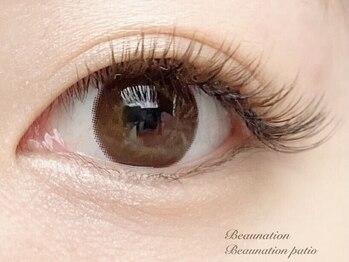 ビューネーション(Beaunation)の写真/3Dボリュームラッシュでぱっちりeye!NewColorクラシックモカ/メープルショコラ♪スピーディー施術も嬉しい!
