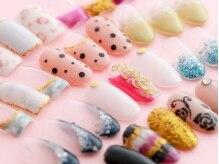 ネイルサロン ジュエルズ 久宝寺店(Jewels)の雰囲気(デザイン、カラーのバリエーションが豊富♪)