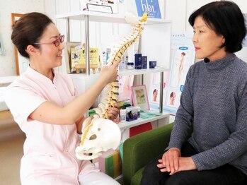美容カイロサロン みるきぃほーむ/アフターフォロー