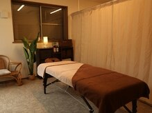 2階はカギ付完全個室!女性限定オイルMENUはこちらで施術します☆