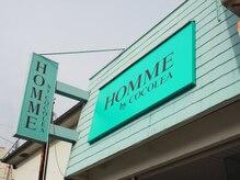 ココレアオム 姫路(COCOLEA HOMME)