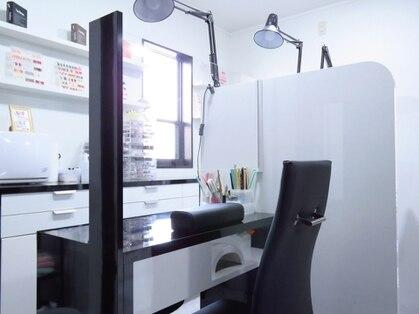 Beauty Salon sence by j.nail