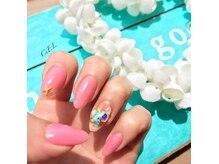 ネイルデザイン シエル(nail design CiEL)の雰囲気(ネイルもファッションの一部。ゴージャスな指先で女度アップ!)