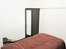 エグゼプラス(EXE+)の雰囲気(施術室は温かい個室♪姿見ロッカーあり♪ゆったりとした空間♪)