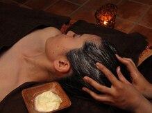 バリスパ ラヒル(Bali Spa Lahir)の雰囲気(クリームヘッドスパ☆眼精疲労・首肩のコリにも◎極上の癒し)