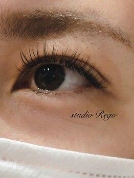 ヘアーアンドアイラッシュスタジオ レゴ(HAIR&EYE LASH Studio Rego)/シングル140本