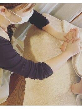コノア ブランシェ(CONOA BLANCHE)/【オプション】リフレクソロジー
