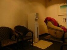 ストーンスパガイア(Stone Spa GAIA)の雰囲気(クールダウン室に無料RO(逆浸透膜浄水)冷・温水完備。)