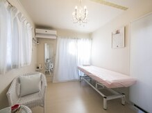 ワキシングサロン レディアローザ(Radia Rosa)の雰囲気(個室のため、周りの目を気にすることなく、気軽に通えます♪)