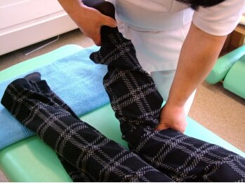 姫路整体院の写真/足がパンパンに張って辛い…足がだるい…根本改善に骨盤矯正!血流・リンパの流れを良くし足のむくみ解消!