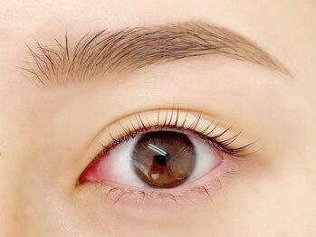 リール アイプラスビューティー(Rire eye + beauty)の写真/顔の骨格を見極め美眉をご提案!【☆当店人気No.1アイブロウ+パリジェンヌ】がオススメ◎