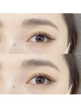 ガーランドアイラッシュ(Garland eyelash)/Flat lash color