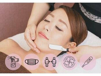 メゾンビューティーフェイス ハービスエント店(Maison Beauty Face)(大阪府大阪市北区)