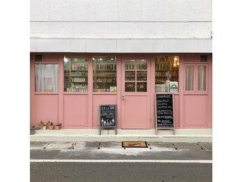 チェイン キャンドルアンドネイルカフェ(chain CandLe & NaiL cafe)(東京都福生市)
